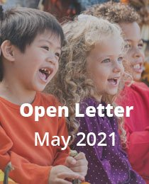 Open letter May 2021